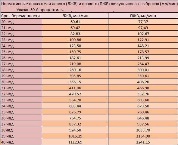 Допплерометрическое (допплерографическое) исследование плода: что показывает, нормы и сроки