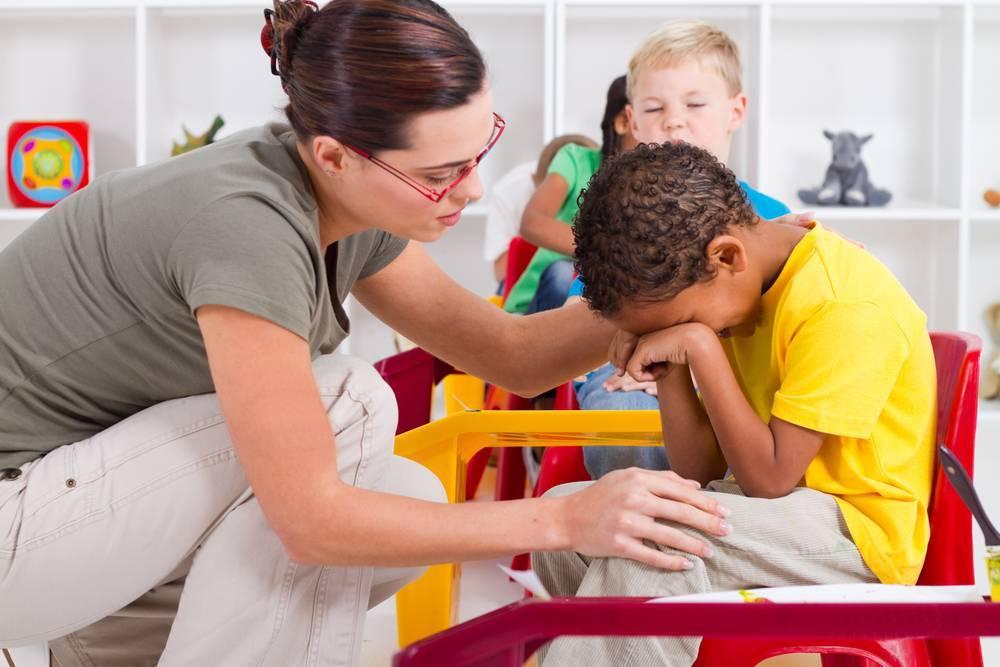 Как понять, что у ребенка появились проблемы в детском садике? ❗️☘️ ( ͡ʘ ͜ʖ ͡ʘ)