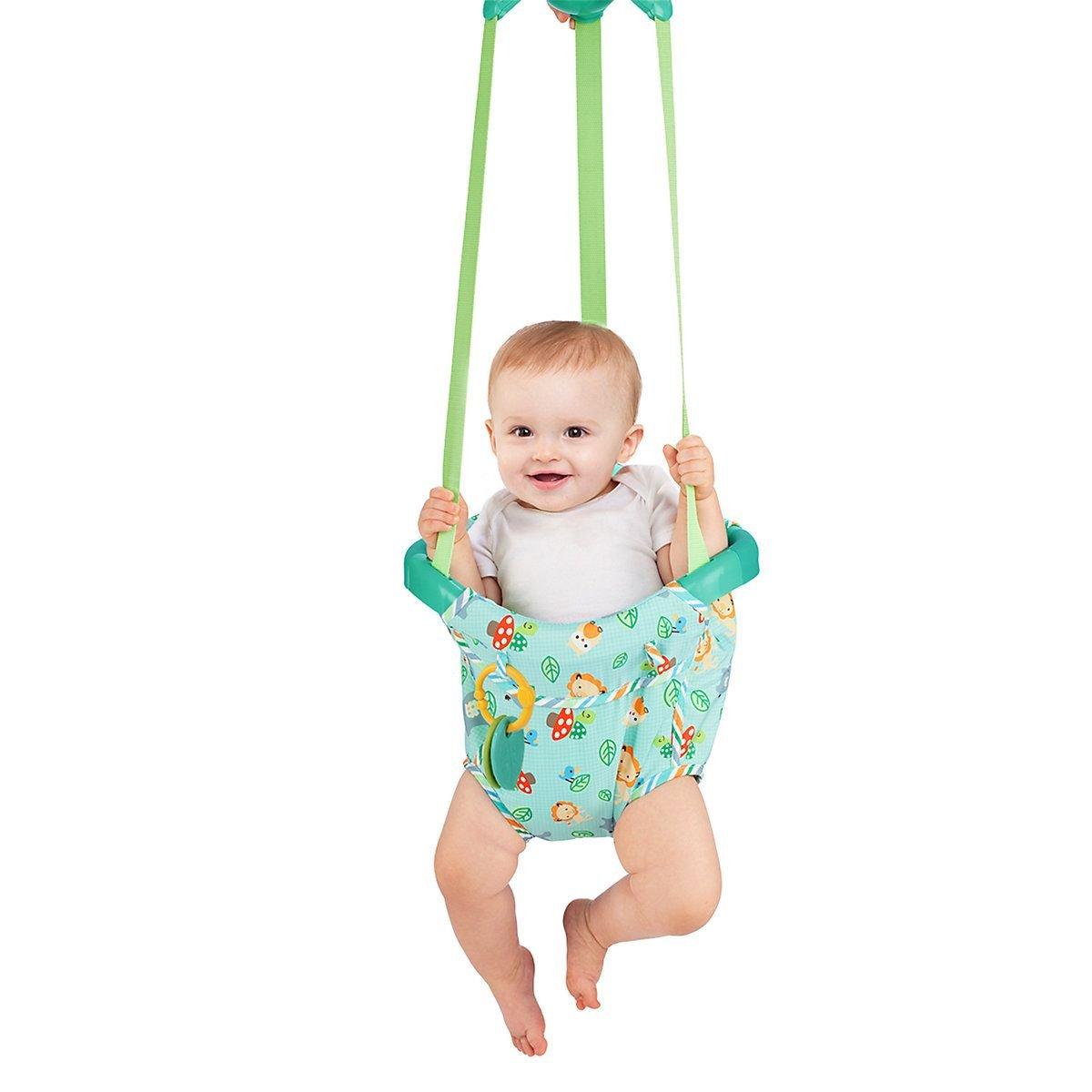 До какого возраста можно использовать прыгунки