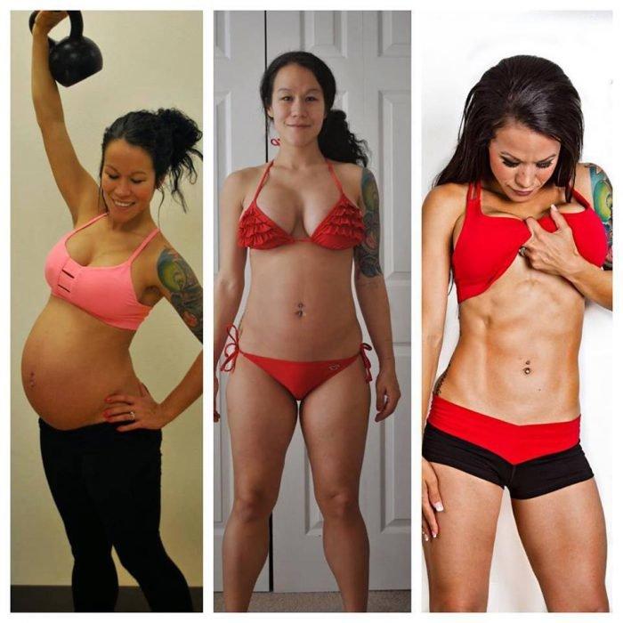 Как похудеть после родов кормящей маме: упражнения и диета + (уникальная методика)