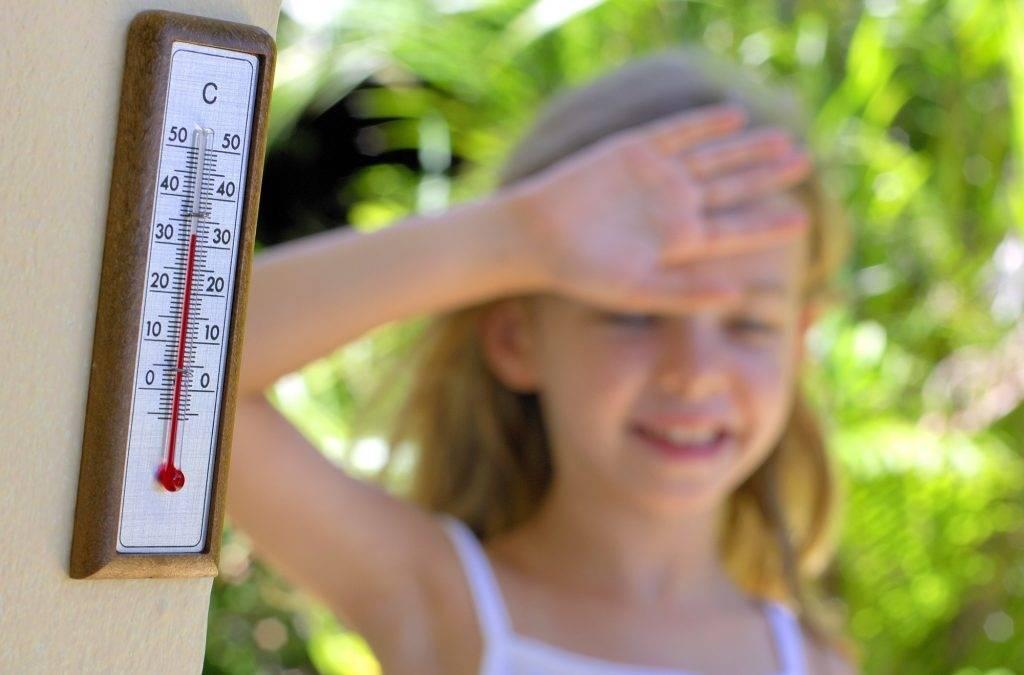 ➤ простуда в жару: симптомы, особенности, лечение