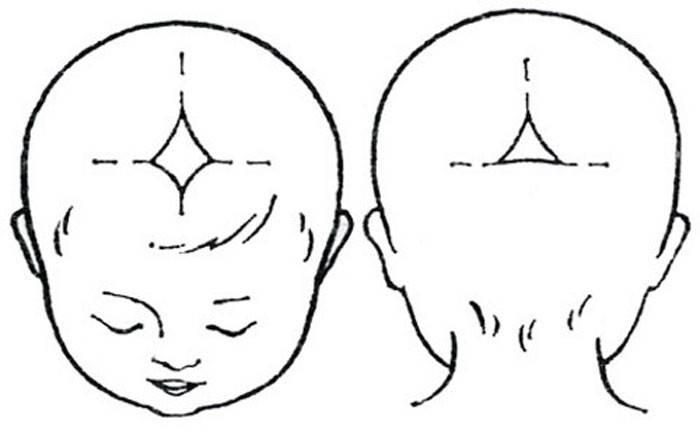 У грудничка пульсирует родничок: нормы и отклонения в 2, 3, 4, 5, 6, 7, 8 месяцев / mama66.ru