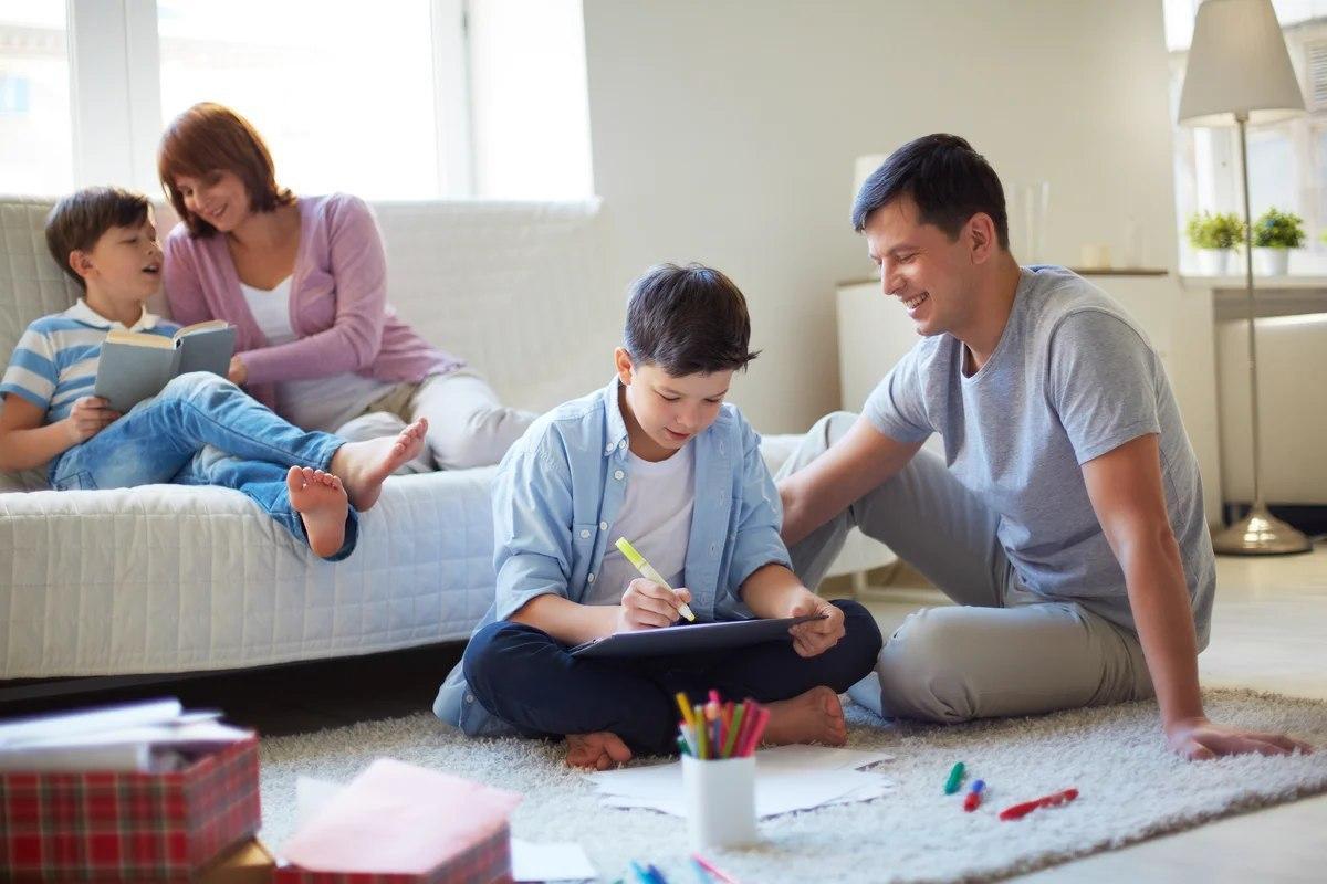 Как с пользой развлечь ребёнка во время карантина? 10 практичных советов для родителей - informburo.kz