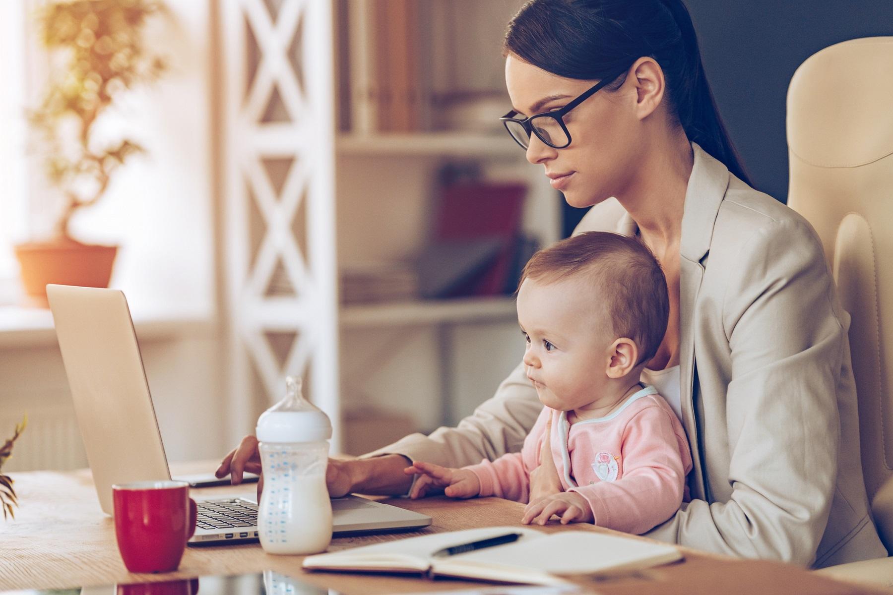 Успешная мама: как совмещать ребенка, карьеру и хобби?