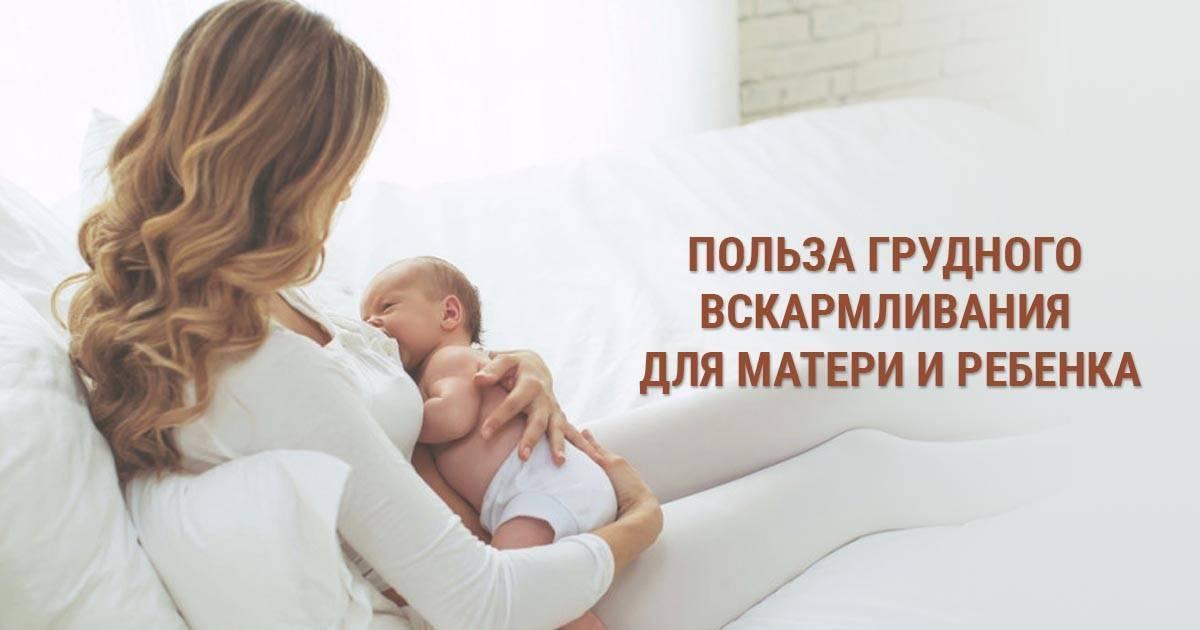 Заблуждения о питании кормящих мам