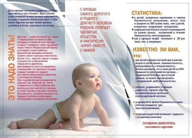 Курение при грудном вскармливании: как никотин попадает в молоко и каковы последствия для ребенка