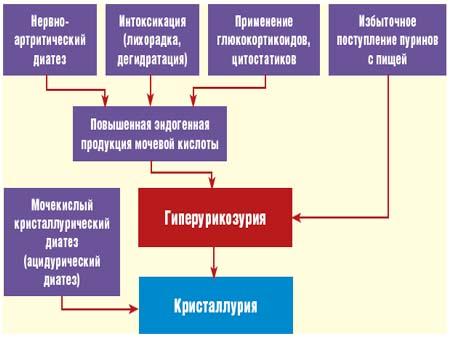Экссудативно-катаральный диатез