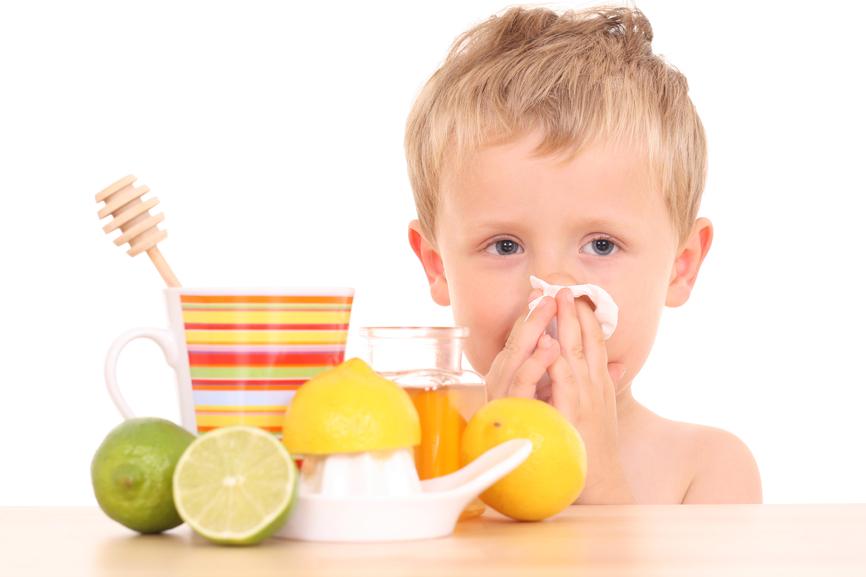 Лечение детского насморка народными средствами