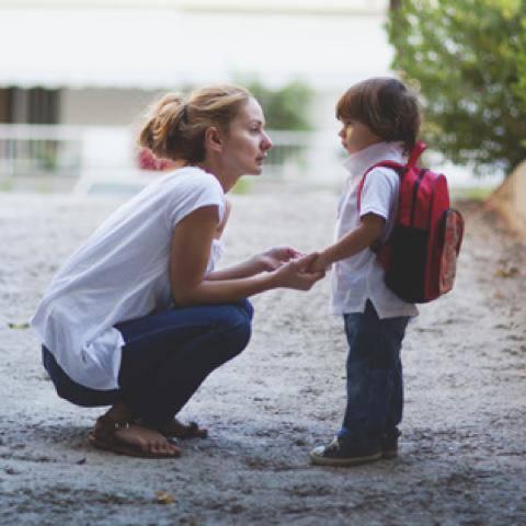 Как научить ребенка оставаться без мамы. как облегчить адаптацию к детскому саду