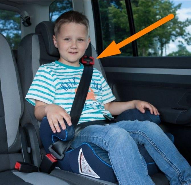 Новые правила перевозки детей в автомобилях в 2020 году