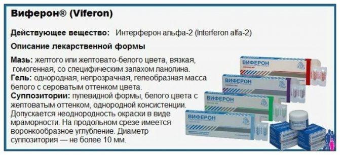 Инструкция по применению виферона для новорожденных в качестве профилактики и лечения простуды