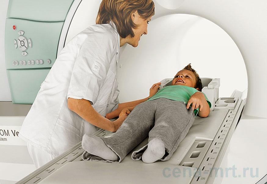 Как проходит процедура мрт головного мозга у детей