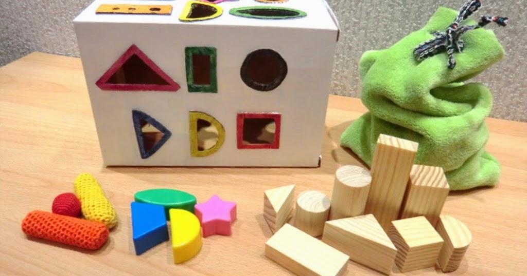 Развивающие игры с коробками