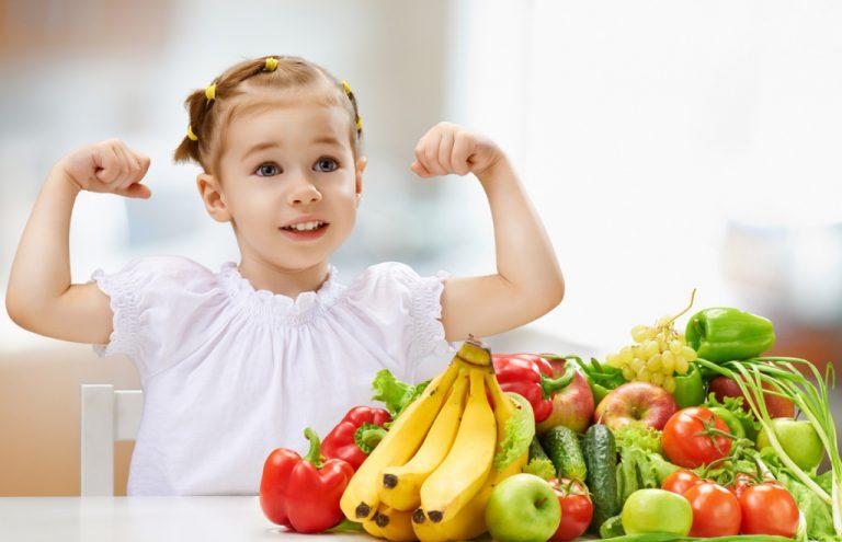 Что есть чтобы повысить иммунитет у ребенка? продукты, режим и • все о детях
