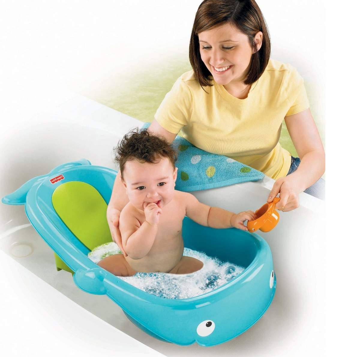 Ванночка для купания новорожденных как правильно выбрать