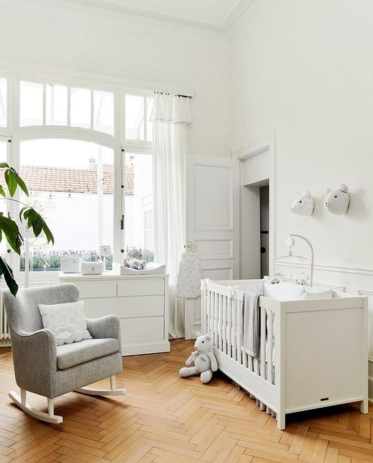 Как и чем покрасить детскую деревянную кроватку