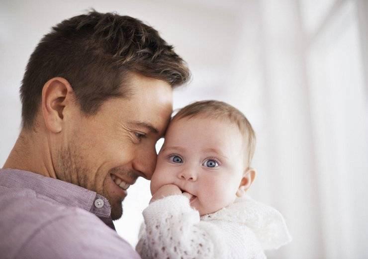Папа может все, что угодно... что поручить мужу после родов? . папа все может папы с малышами