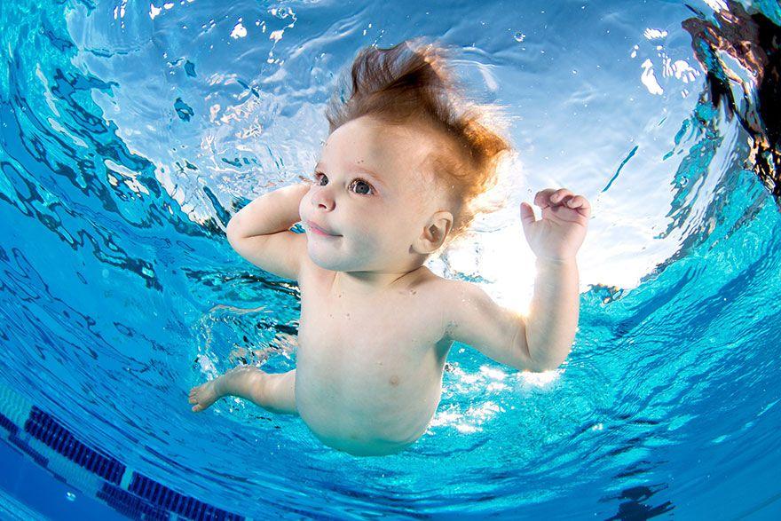 Можно ли научить ребенка плавать в 1-2 года и хорошо ли это?