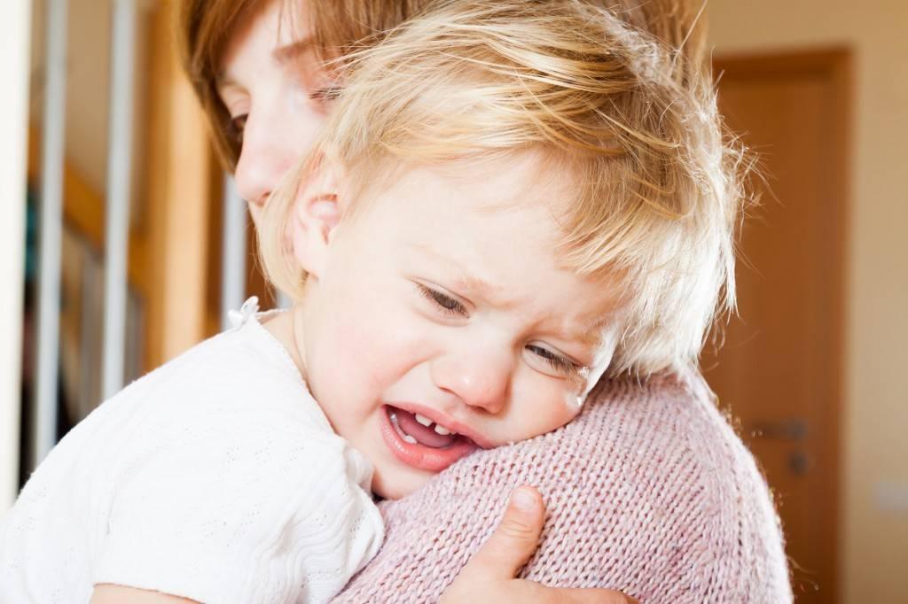 Как справиться с детской истерикой