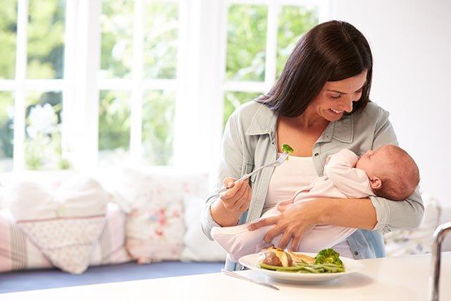 Первые дни совместной жизни мамы и малыша