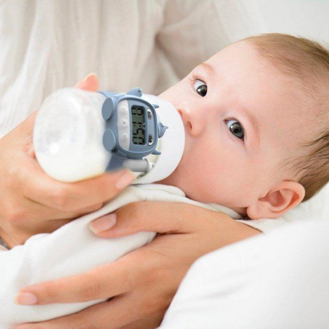 Как приучить ребенка к бутылочке: причины отказа рекомендации