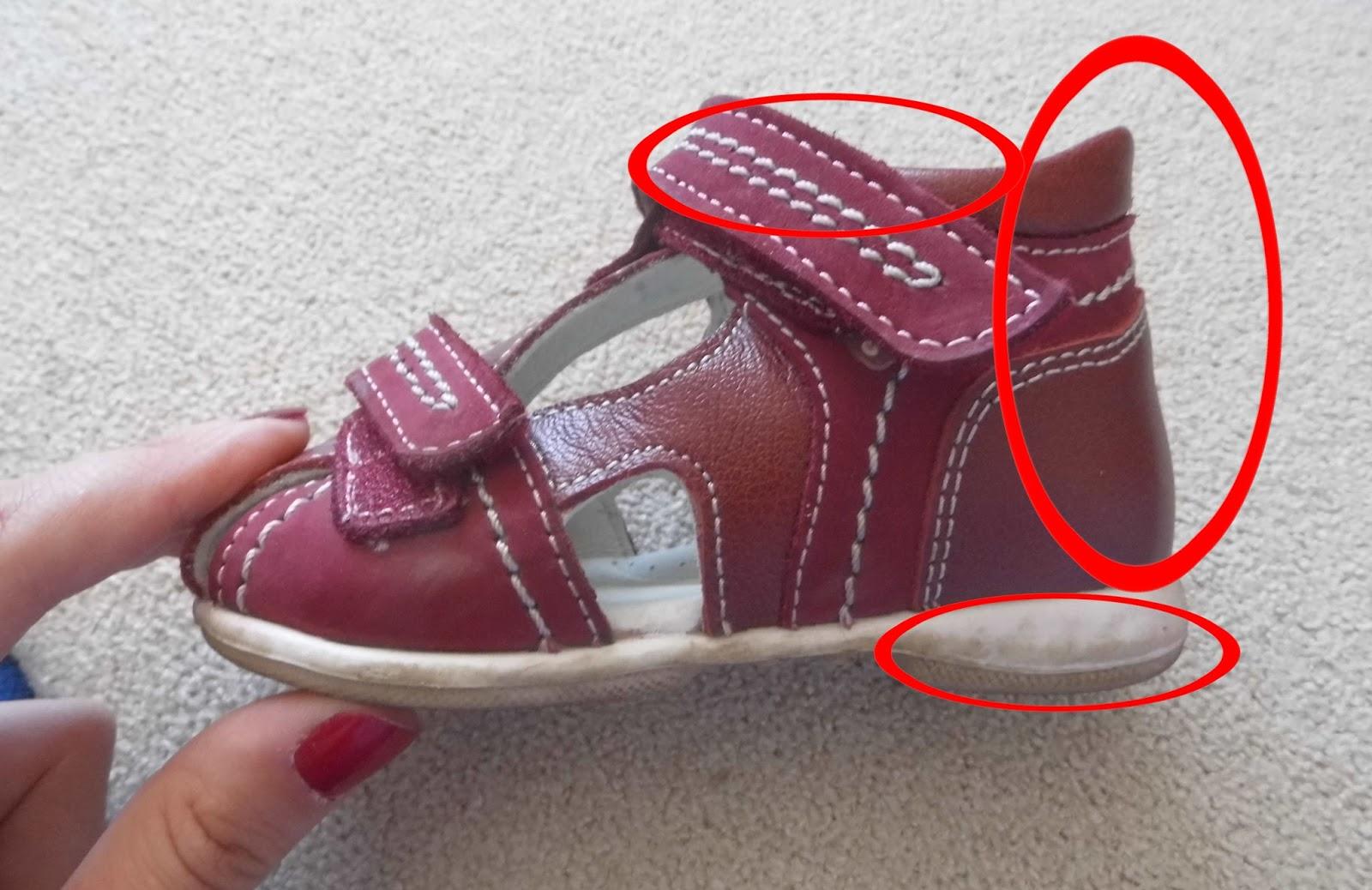Как правильно подобрать размер обуви ребенку - полезные советы