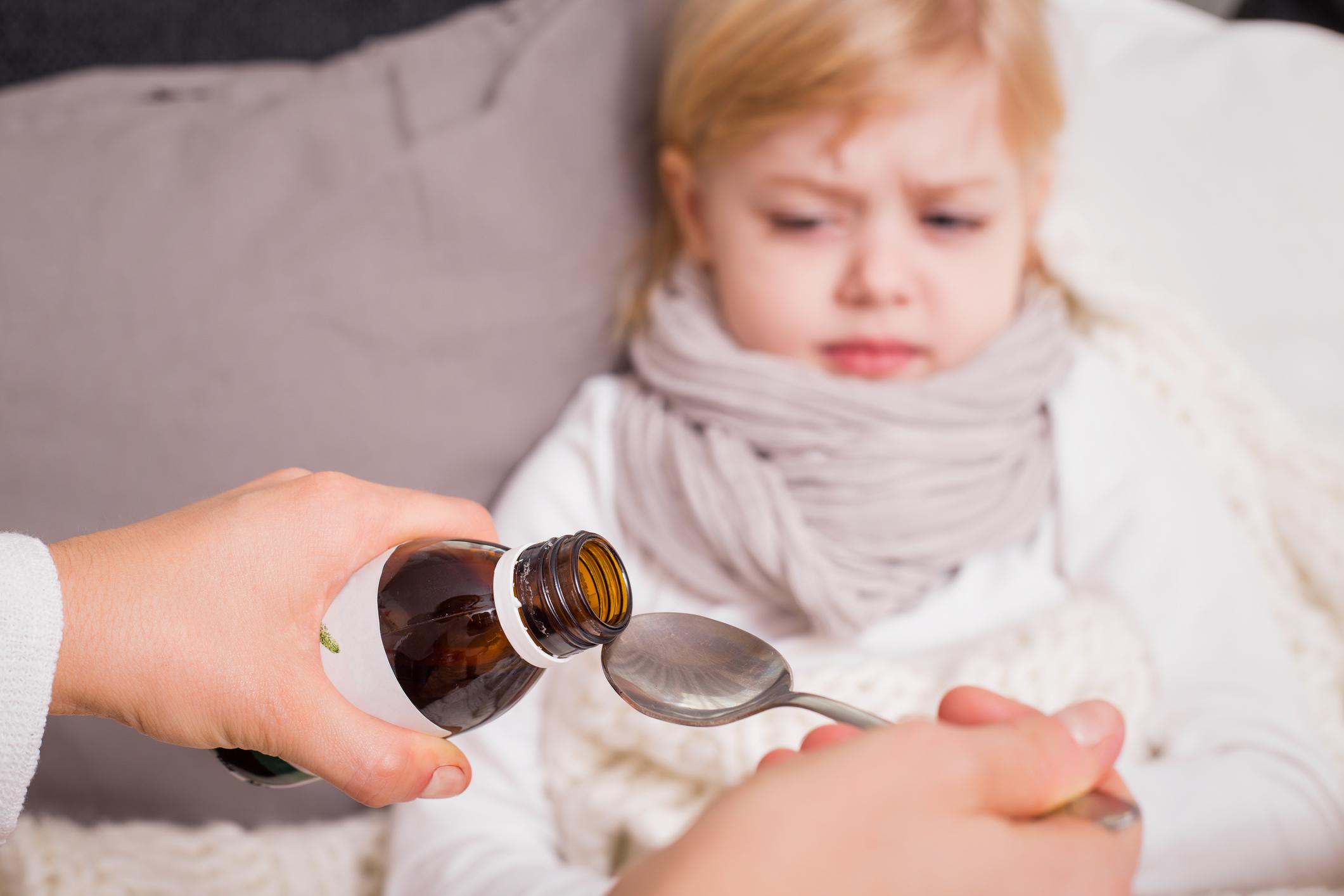Бронхит у детей: симптомы, виды, лечение, диагностика, профилактика