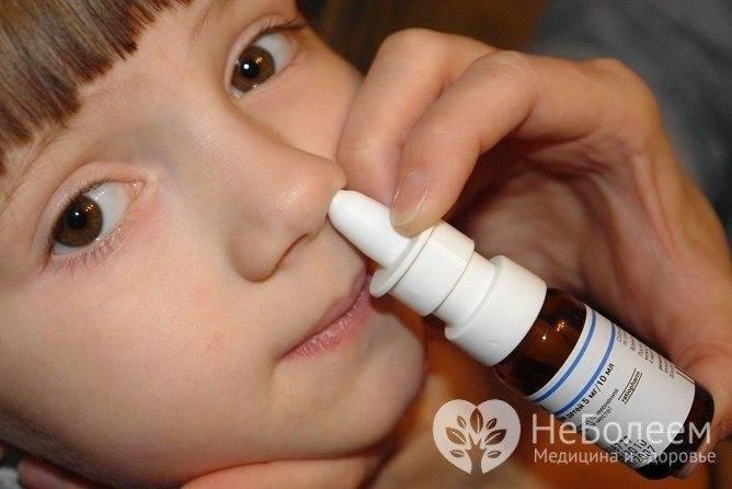 Лечение заложенности носа у детей народными средствами в домашних условиях