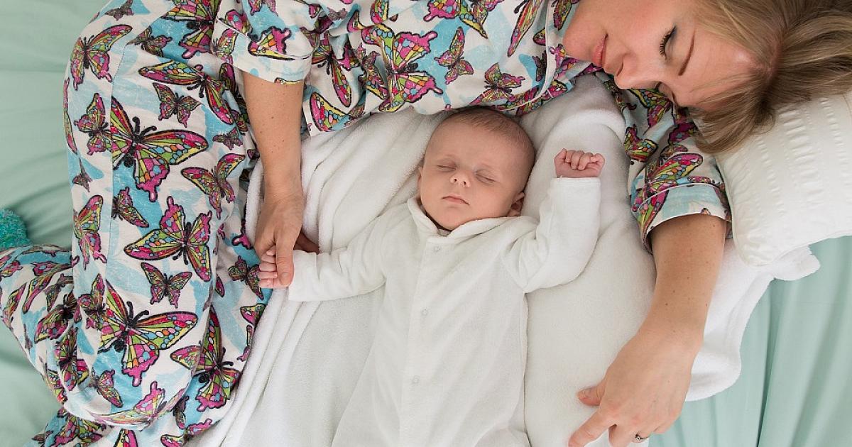 Совместный сон с ребенком: за и против, правила и рекомендации по безопасности