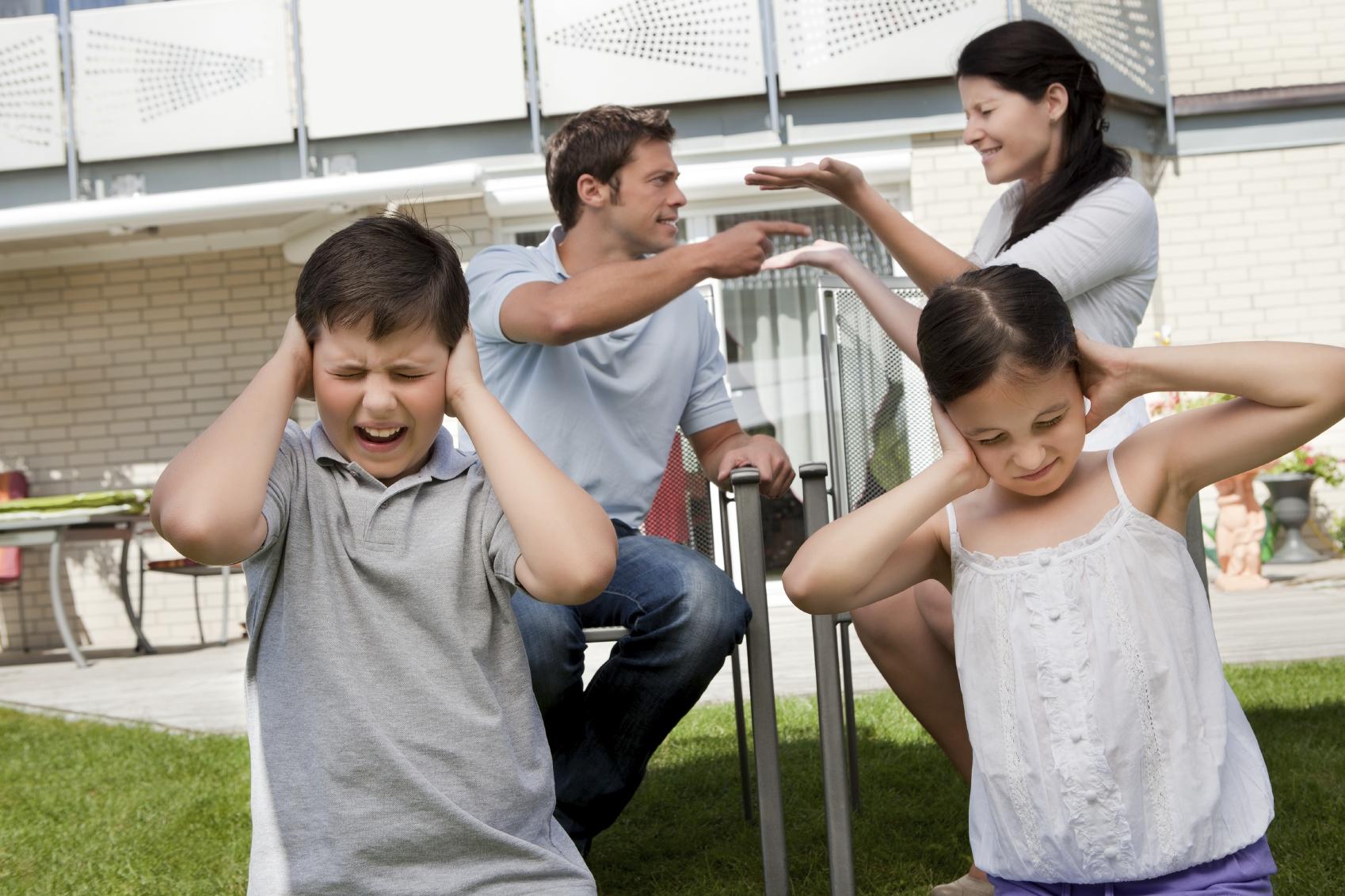 Мамочка, не ссорьтесь: как ссоры родителей влияют на ребенка