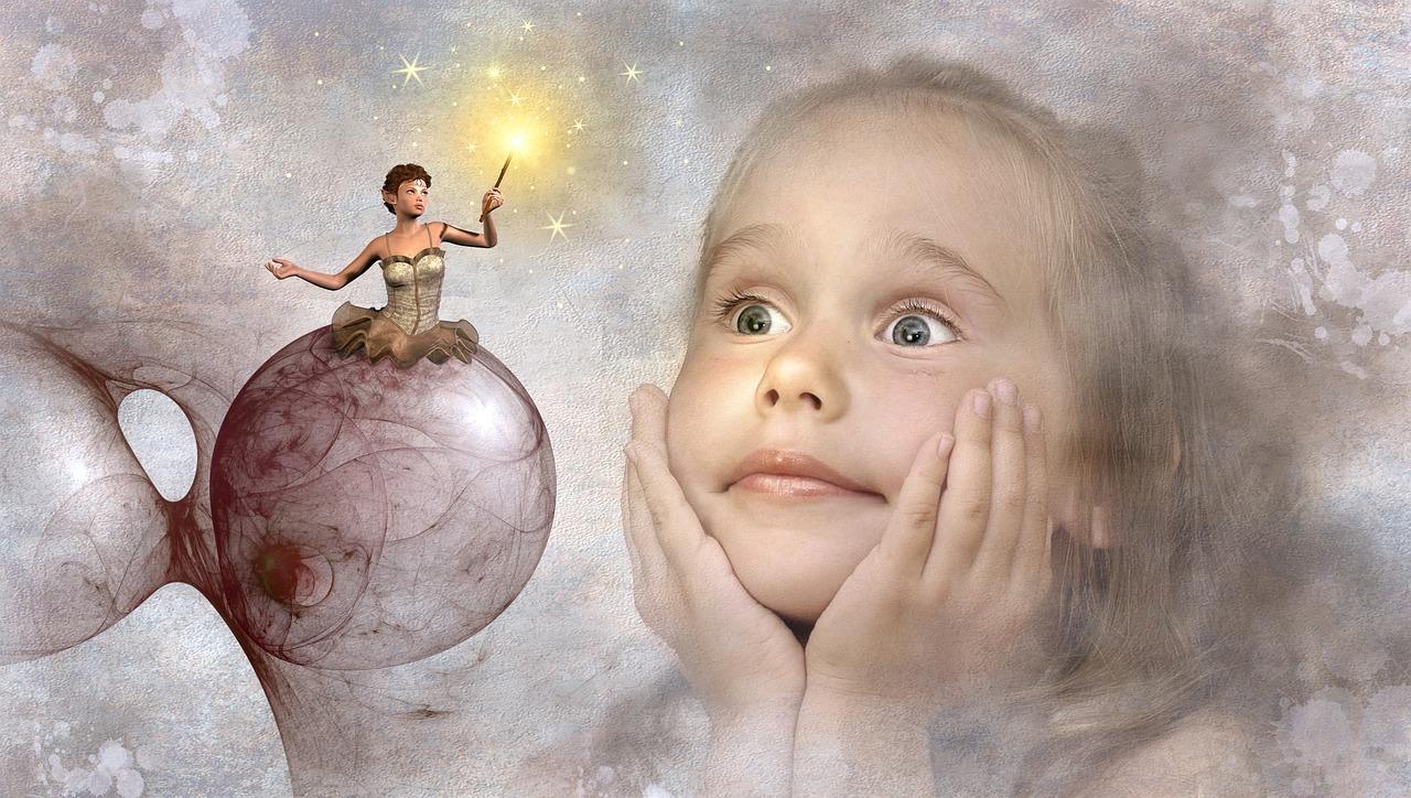 Когда фантазии ребенка становятся опасными | авторская платформа pandia.ru