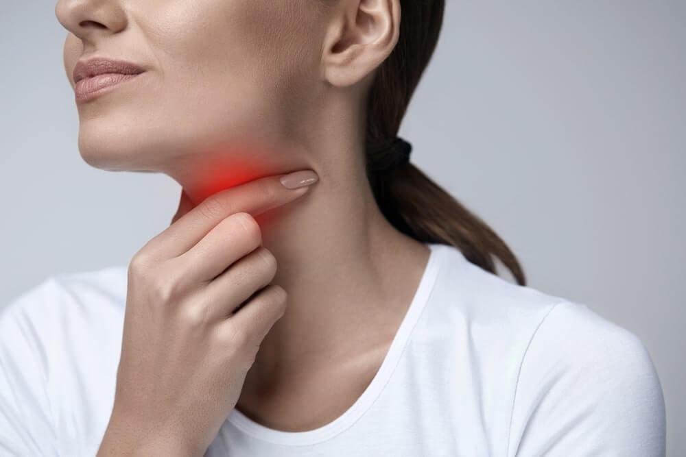 Отек горла (гортани): лечение и симптоматика