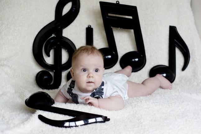 Классическая музыка для новорожденных детей — слушать онлайн бесплатно