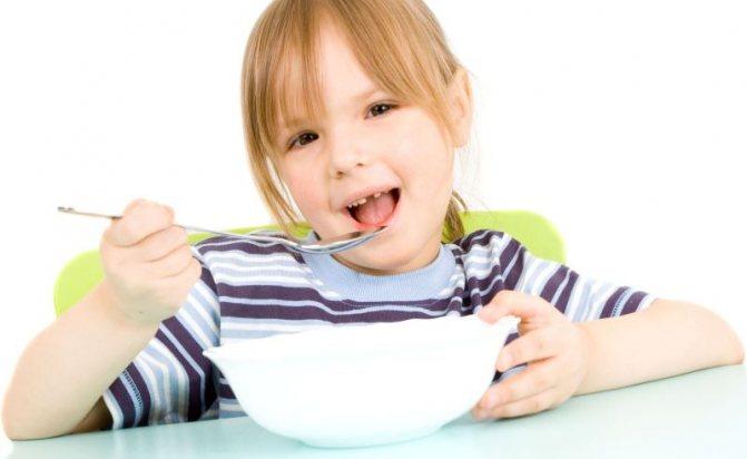 В каком возрасте можно давать ребенку грибной суп imother.su- все для будущей мамы