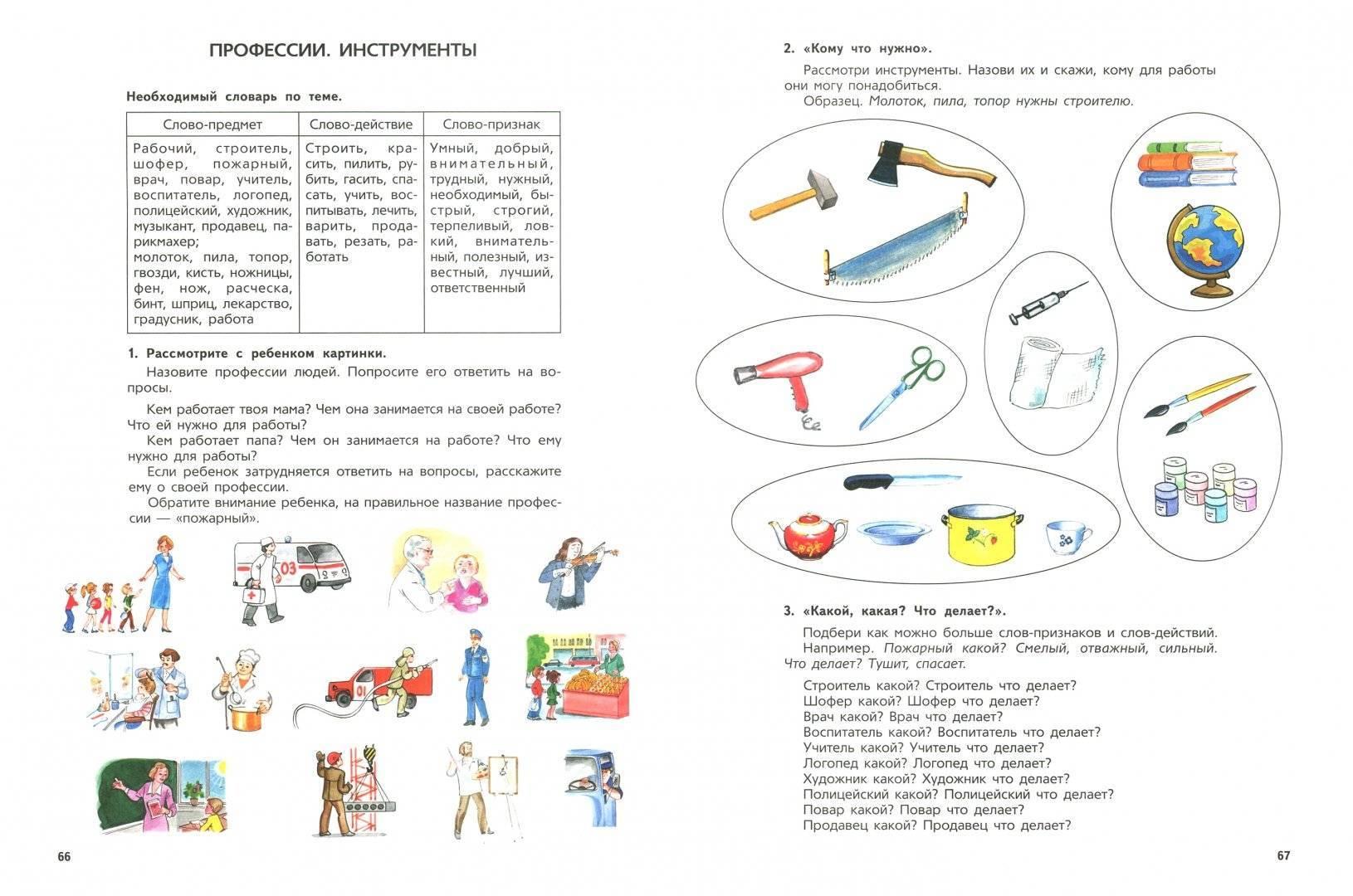 Логопедические занятия: примеры упражнений в домашних условиях