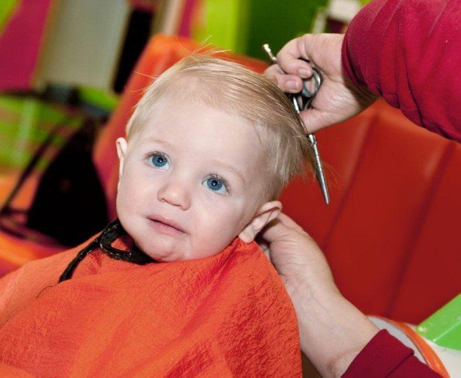 Как подстричь ребенка в домашних условиях: стрижка ножницами и машинкой