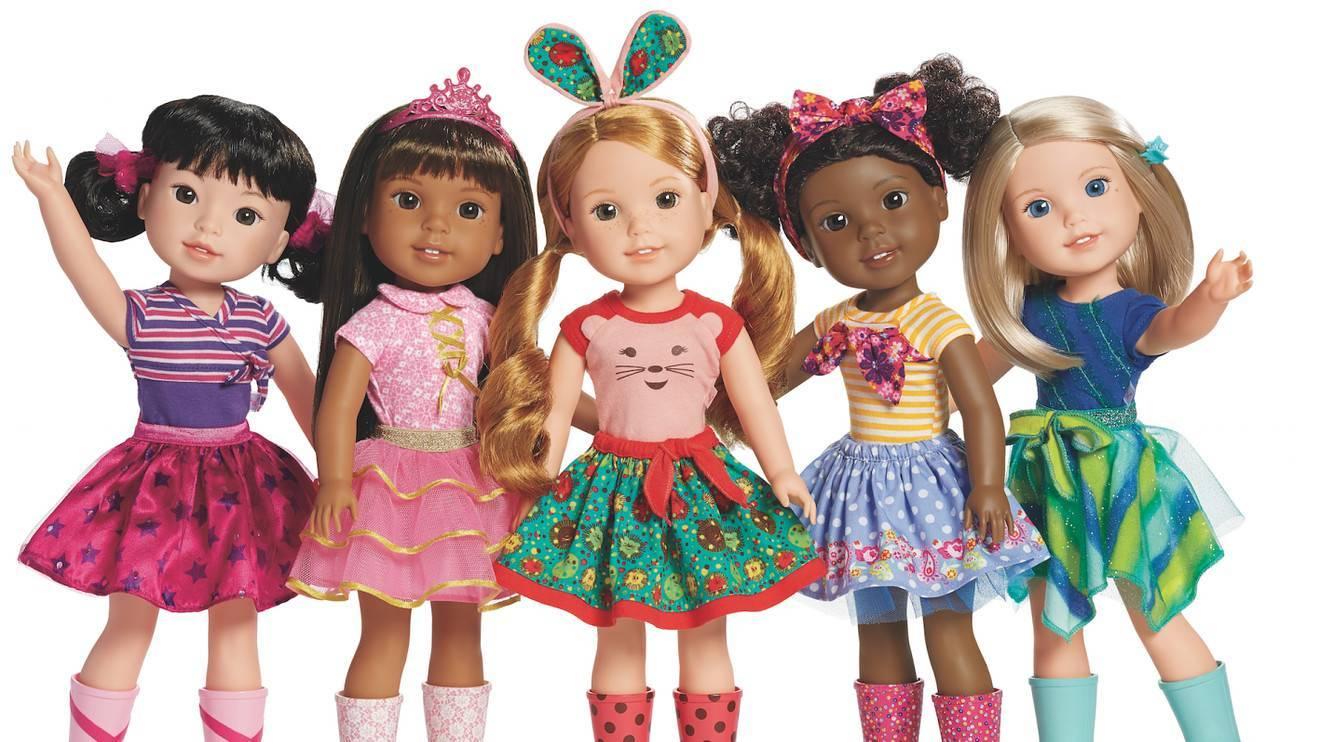 Как выбирать куклы для девочек разных возрастов? обзор лучших моделей кукол