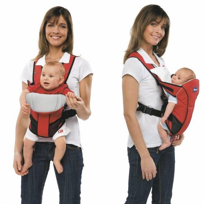 """Рюкзак-переноска для новорожденных """"Кенгуру"""": со скольки месяцев можно использовать и как выбрать сумку?"""