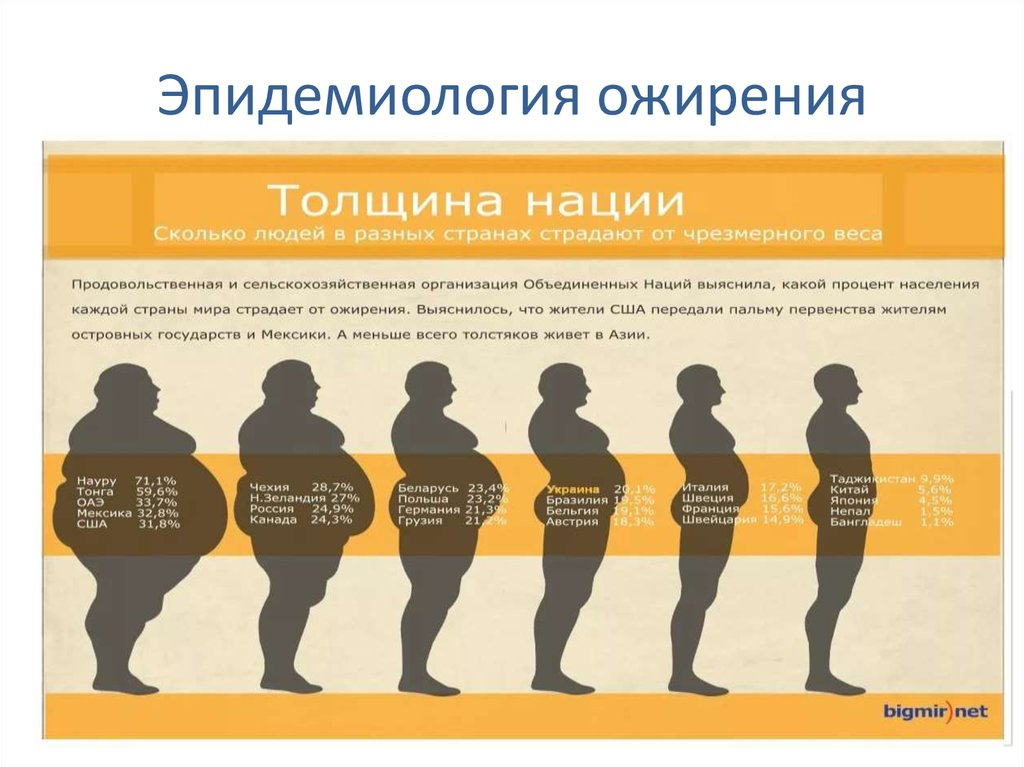 Правильное питание при ожирении у детей и подростков