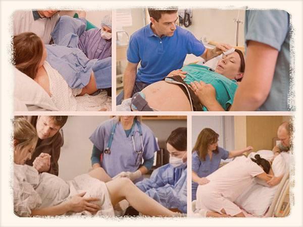 Как ведут себя дети перед рождением: шевеления в схватках, активность перед родами