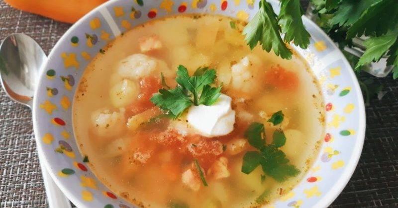 Гороховый суп для детей, пошаговый рецепт первого блюда для ребенка