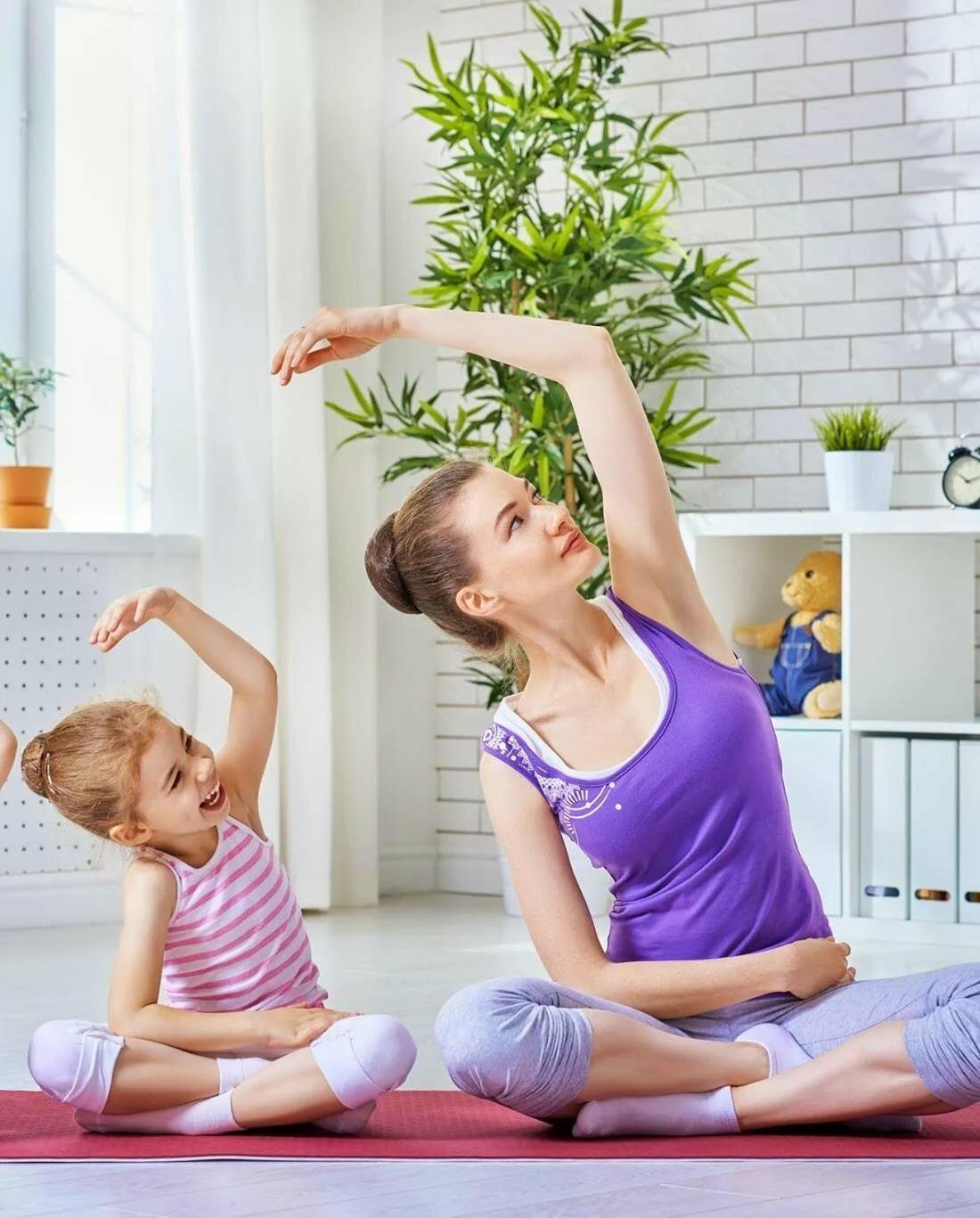 """Аэробика для детей — видео, комплекс упражнений, польза (5+видео уроков) — """"fito"""" — красота и здоровье"""
