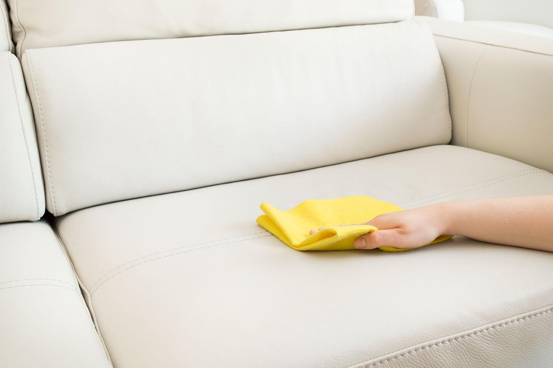 Как убрать запах мочи с дивана в домашних условиях