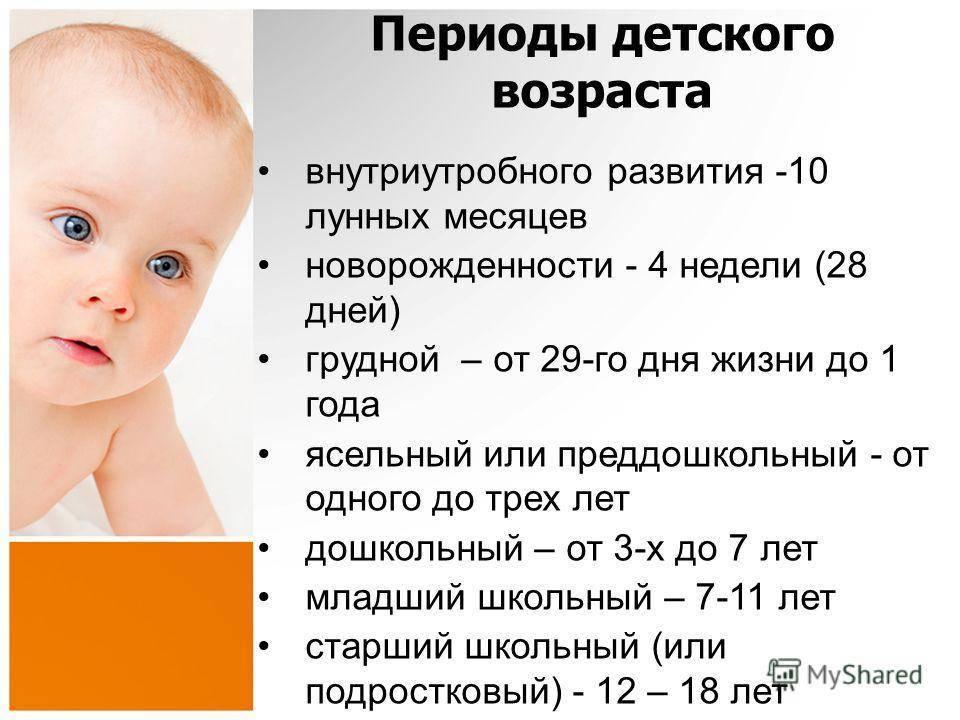 Развитие ребенка по месяцам до года