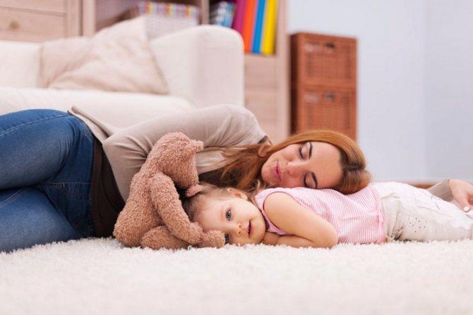Первый год жизни ребенка - как пережить трудные времена   блогомамочка