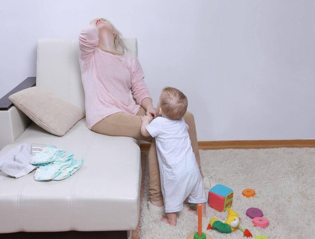 Позволительная слабость. астения после родов