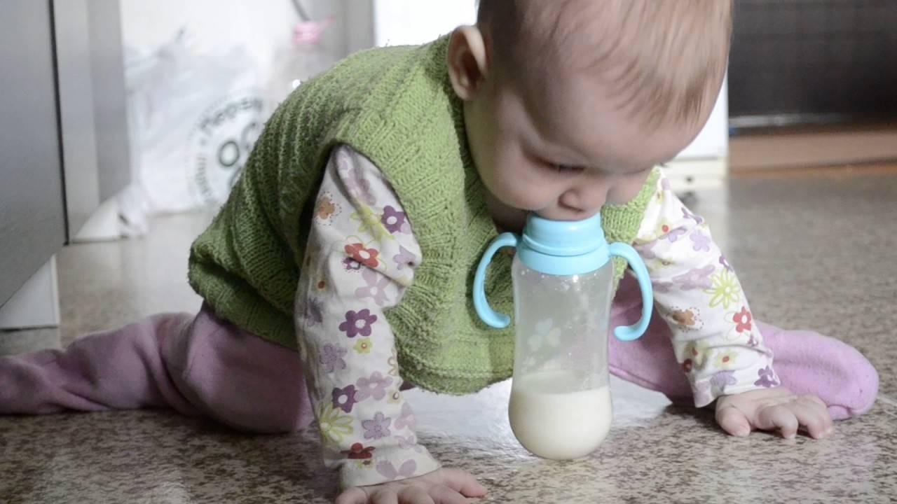 Как научить недоношенного ребенка есть из бутылочки после зонда