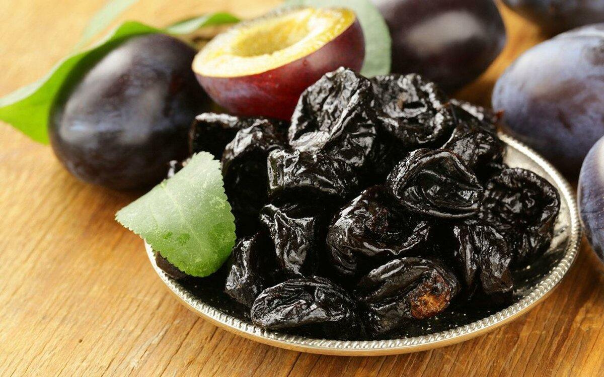 Можно ли чернослив кормящим мамам?