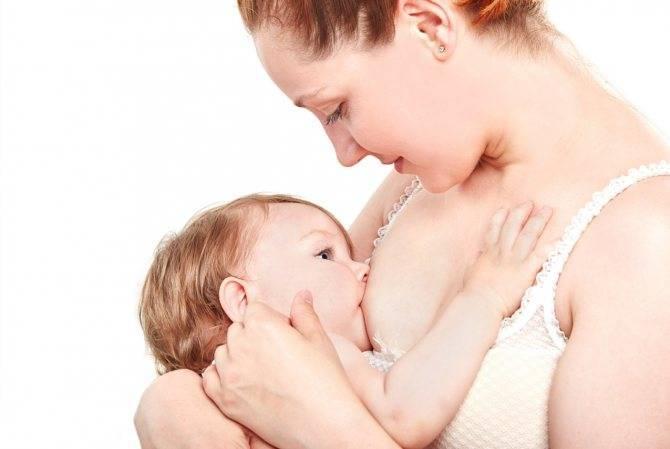Кормление грудью при простуде: польза или вред