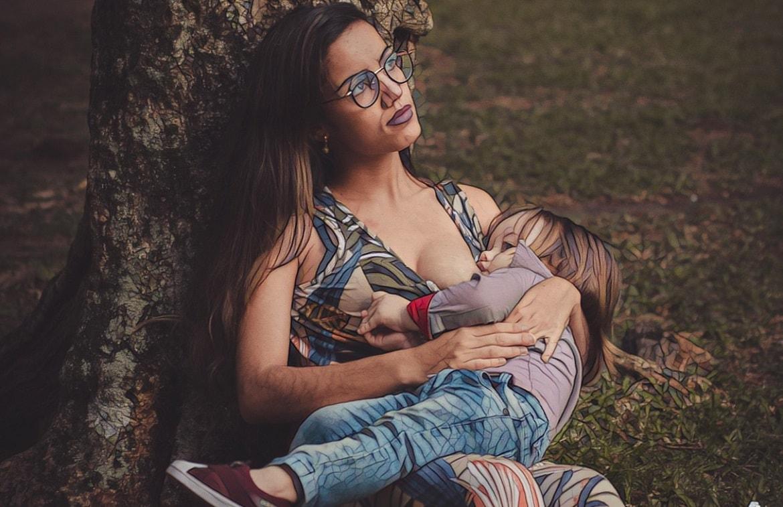 8 моментов, знакомых каждой женщине, которая кормит грудью - иркутская городская детская поликлиника №5